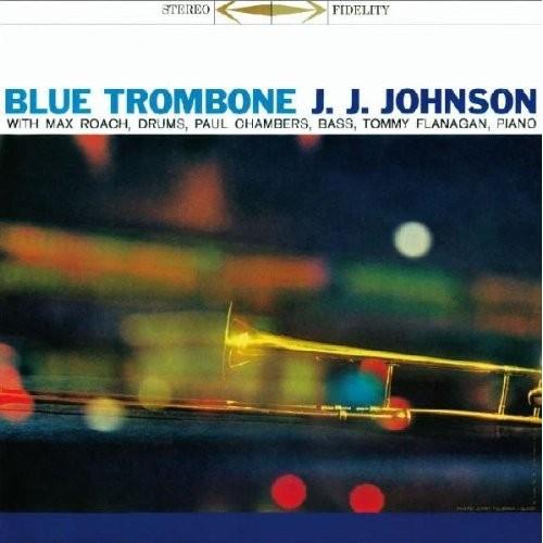 J.J.Johnson Quartet - BLUE TROMBONE