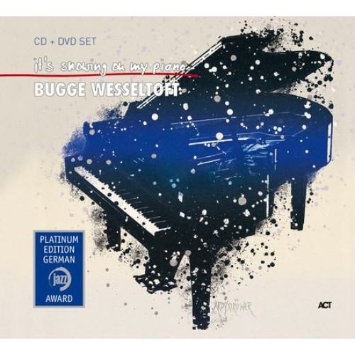 Bugge Wesseltoft - IT'S SNOWING AN MY PIANO [CD+DVD]