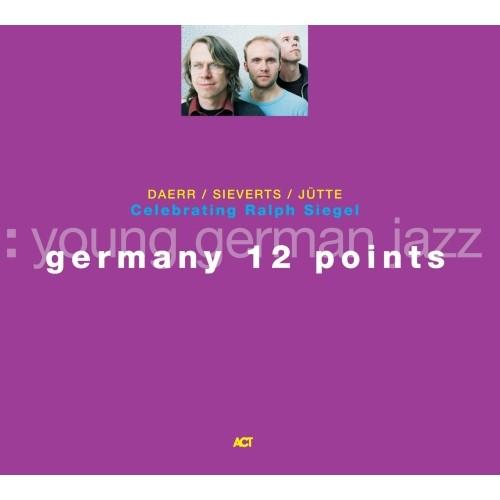 Carsten Daerr/Henning Sieverts/Bastian Jutte - GERMANY 12 POINTS