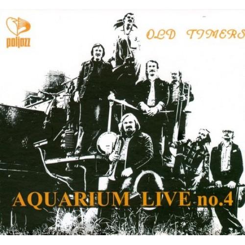 Old Timers - Aquarium Live No.4 [CD]