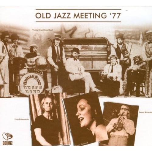 Old Jazz Meeting - Old Jazz Meeting'77 [CD]
