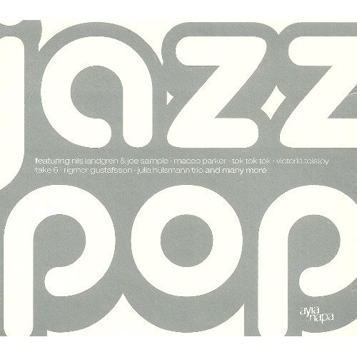 JAZZ POP - Various Artists [2CD]