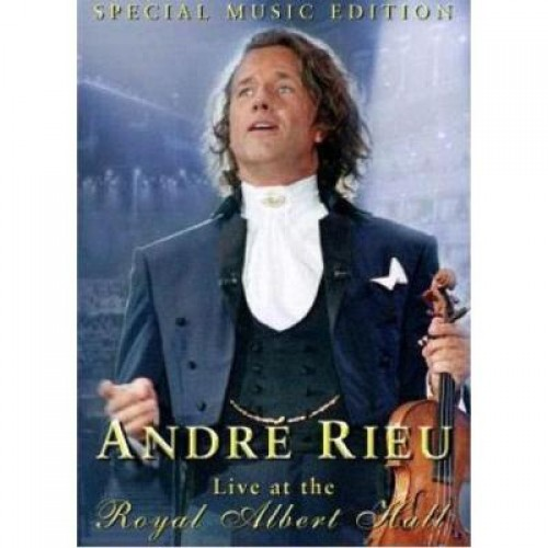 Andre Rieu - LIVE AT THE ROYAL ALBERT HALL [DVD]