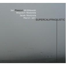 Jan Ptaszyn Wróblewski Quartet - SUPERCALIFRAGILISTIC (digipack