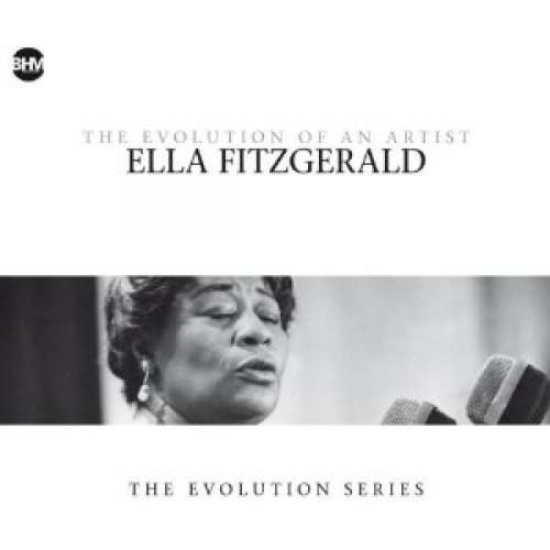 Ella Fitzgerald - THE EVOLUTION OF AN ARTIST (4CD)