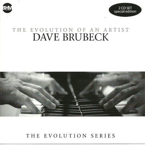 Dave Brubeck - THE EVOLUTION OF AN ARTIST (2CD)