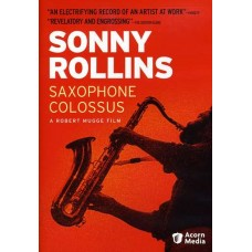 Sonny Rollins - SAXOPHONE COLOSSUS (DVD)