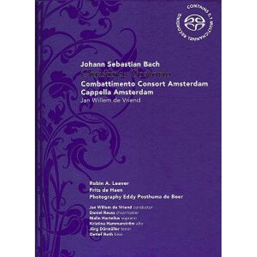 Combattimento Consort Amsterdam - BACH: CHRISMAS ORATORIO