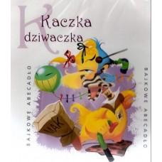 Bajkowe Abecadło - KACZKA DZIWACZKA