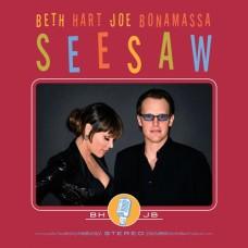 Beth Hart & Joe Bonamassa - SEESAW [LP]