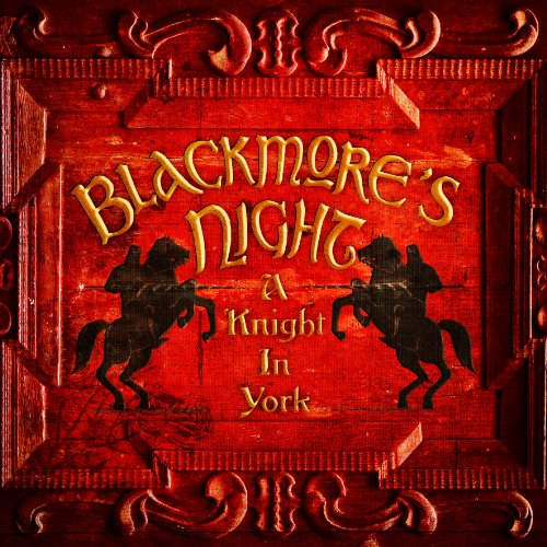 Blackmore's Night - A KNIGHT IN YORK [2LP's]