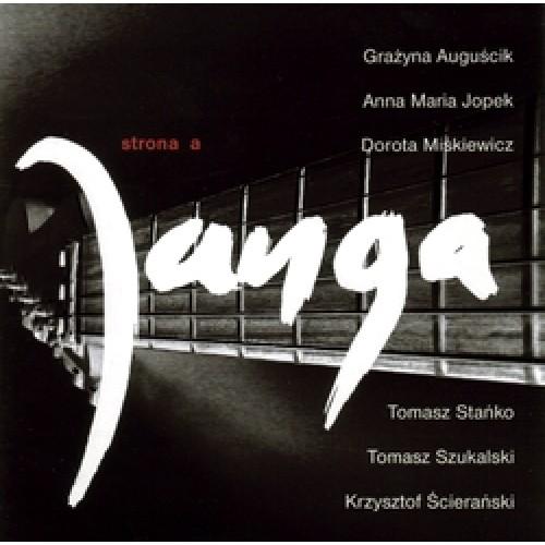 Jan Tomaszewski Janga - Strona A [CD]