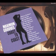 MAXIMUM GROOVES-COAST TO COAST - Various Artists