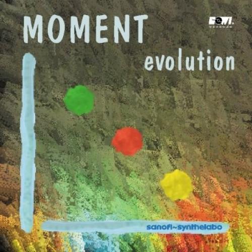 Moment Evolution Trio - Moment Evolution [CD]