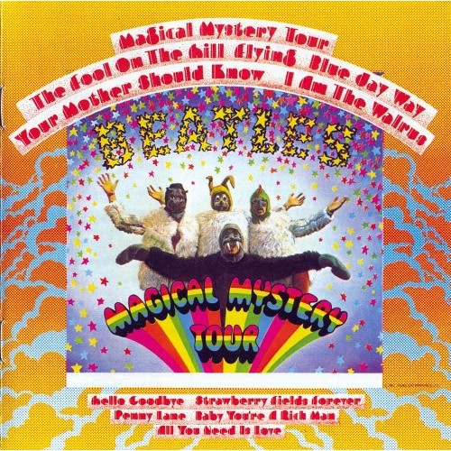 The Beatles - MAGICAL MYSTERY TOUR  [180g/LP]