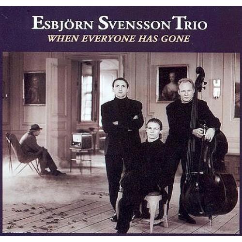 e.s.t. Esbjorn Svensson Trio - WHEN EVERYONE HAS GONE