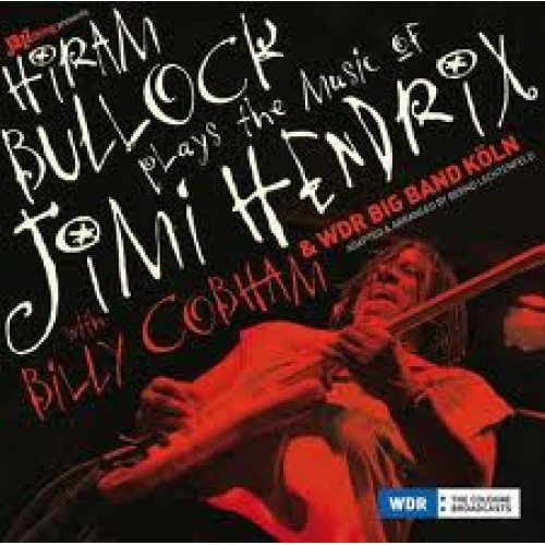 Hiram Bullock - PLAYS THE MUSIC OF JIMI HENDRIX [LP]