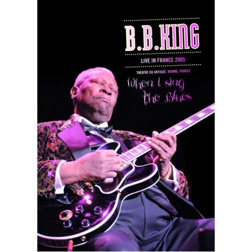 B.B. King - LIVE IN FRANCE 2005 [DVD]