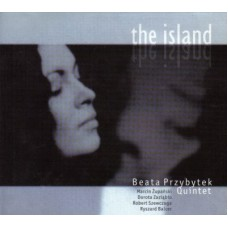 Beata Przybytek Quintet - THE ISLAND (digipack)