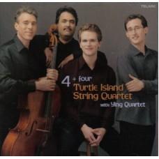 Turtle Island String Quartet with Ying Quartet - 4+FOUR
