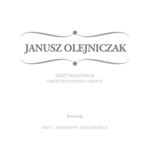 Janusz Olejniczak / Jerzy Maksymiuk - KONCERTY
