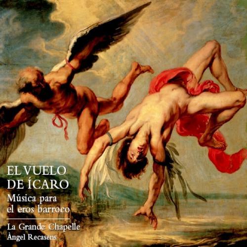 La Grande Chapelle/Angel Recasens - EL VUELO DE ICARO