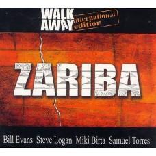 Walk Away - ZARIBA (digipack)