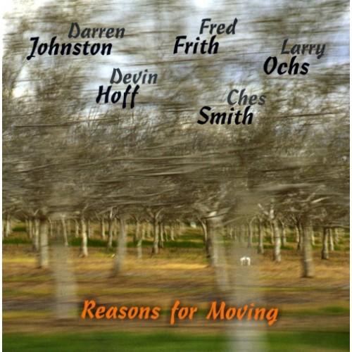 Frith/Ochs/Johnston/Hoff/Smith - REASONS FOR MOVING