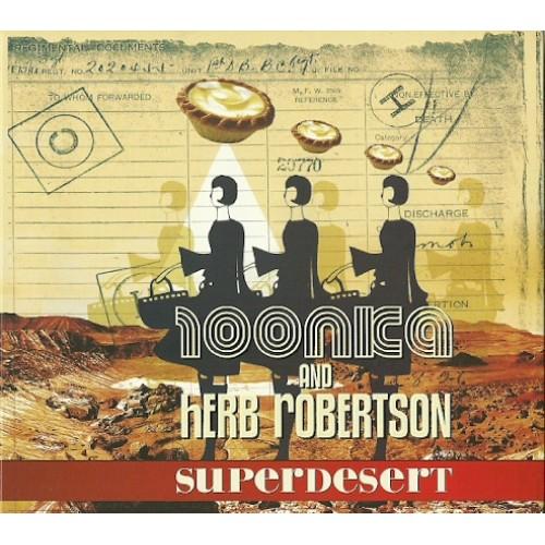 100nka & Herb Robertson - Superdesert [CD]