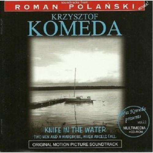 Krzysztof Komeda - KNIFE IN THE WATER (soundtrack)