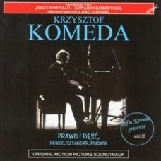 Krzysztof Komeda - PRAWO I PIĘŚĆ/SZTANDAR/RONDO/PINGWIN