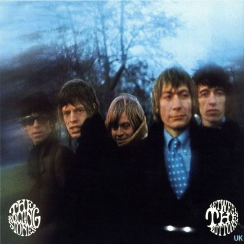 The Rolling Stones - BETWEEN THE BUTTONS (Remastered) [LP]