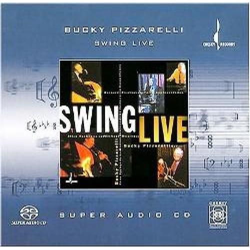 Bucky Pizzarelli - SWING LIVE [SACD]
