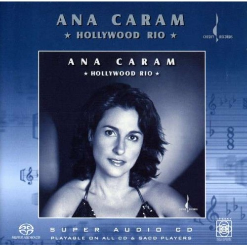 Ana Caram - HOLLYWOOD RIO [SACD]
