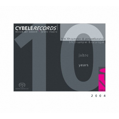 10 JAHRE CYBELE RECORDS - Various Artists [SACD]
