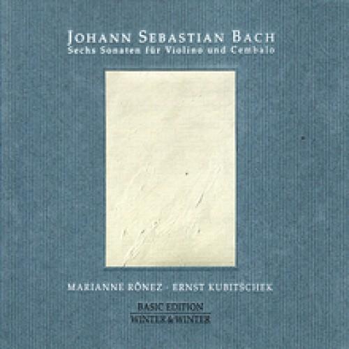 Marianne Ronez - BACH: SECHS SONATEN [BWV 1014-1019] (2CD)