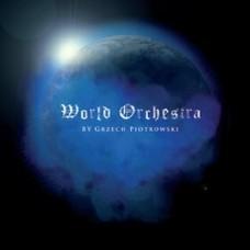 Grzech Piotrowski - WORLD ORCHESTRA [KSIĄŻKA+CD]