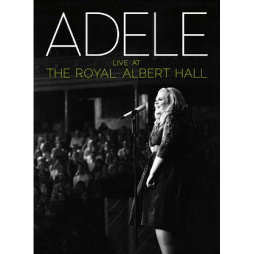 Adele - LIVE AT THE ROYAL ALBERT HALL [CD+DVD]