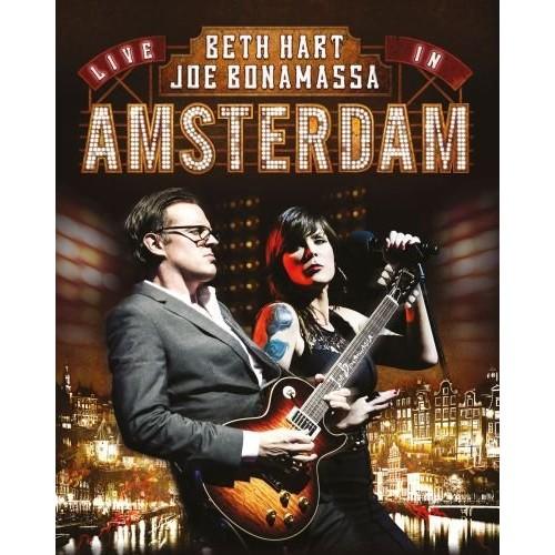 Beth Hart & Joe Bonamassa - Live In Amsterdam (2CD)
