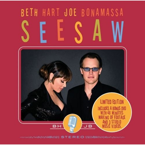 Beth Hart & Joe Bonamassa - Seesaw (CD+DVD)