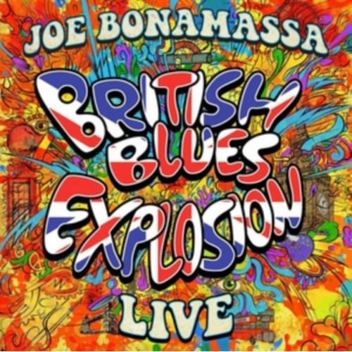 Joe Bonamassa - British Blues Explosion Live (CD)
