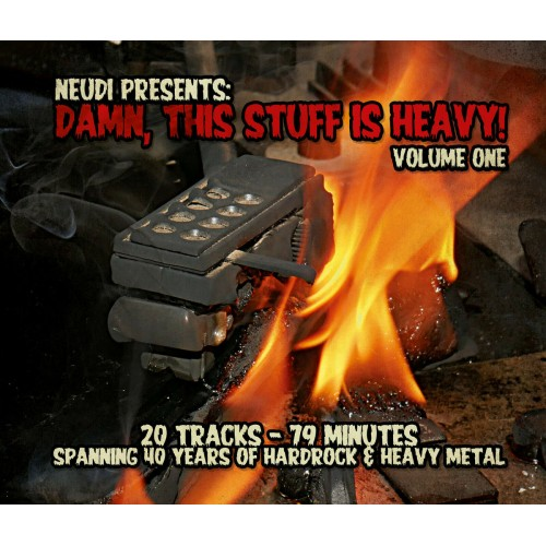 Various Artists - Damn, This Stuff Is Heavy! Volume One (CD)