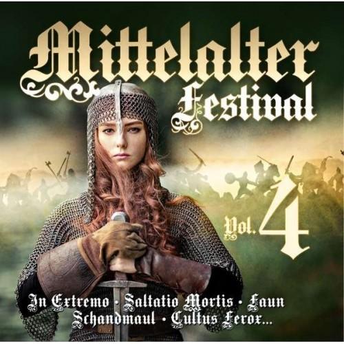 Various Artists - Mittelalter Festival, Volume 4 (CD)