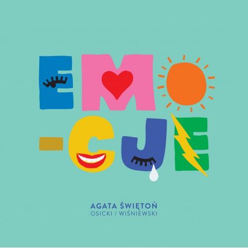 Agata Świętoń - Emocje (CD)
