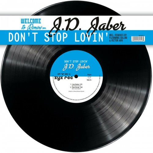 J.D. Jaber - Don't Stop Lovin' (Winyl)