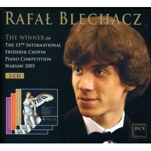 Rafał Blechacz - XV Międzynarodowy Konkurs Pianistyczny im. Fryderyka Chopina (3CD)