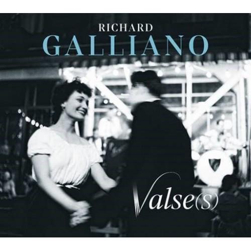 Richard Galliano - Valse(s) (CD)