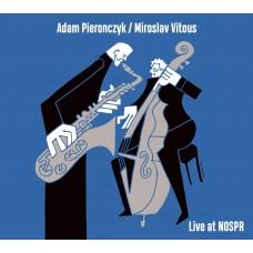 Adam Pierończyk/Miroslav Vitous - Live At NOSPR (CD)