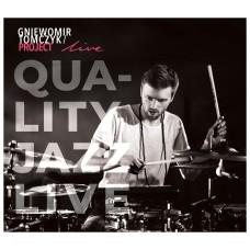 Gniewomir Tomczyk - Quality Jazz Live (CD)