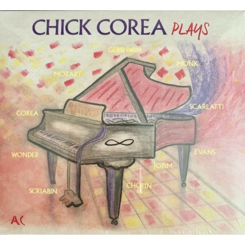 Chick Corea - Chick Corea Plays (Solo album)